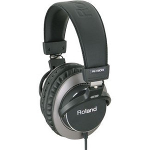 Roland RH-300 Stereo Headphones - Ships from USA