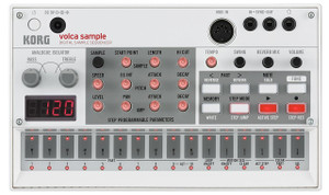 KORG volca sample DIGITAL SAMPLE SEQUENCER - Ships from Oregon USA