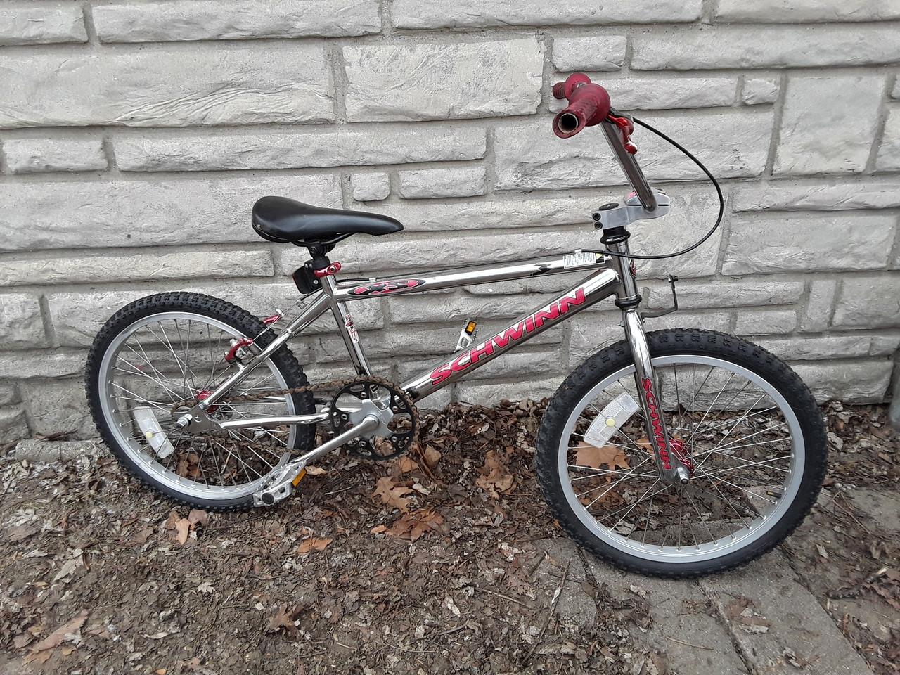 Used Schwinn Bike Parts Neck : Quot schwinn xs bmx bicycle bike tech