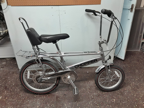 Raleigh Chopper bicycle