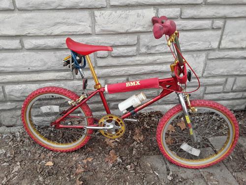 """20"""" Free Spirit """"Track Certified"""" BMX Bicycle"""