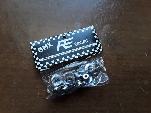 NOS RE Racing BMX Chainring Bolts