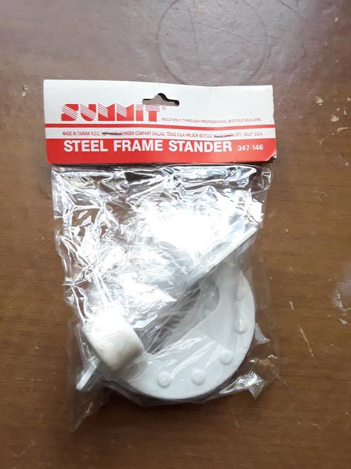 NOS White Summit BMX Frame Standers