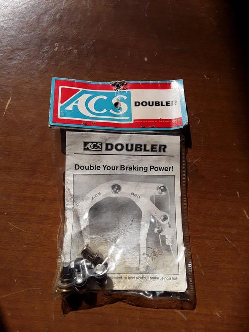 NOS ACS BMX Brake Doubler