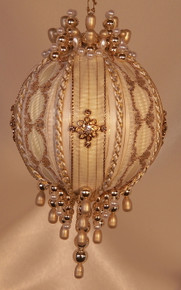 "Gift Boxed Heirloom Ornaments - Ornamentia Line - 2011 White Dove Collection ""Chastity Ruth"""