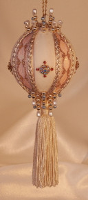 """Gift Boxed Heirloom Ornaments - Ornamentia Line - 2011 White Dove Collection """"Lila May"""""""