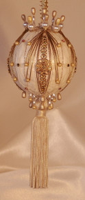 "Gift Boxed Heirloom Ornaments - Ornamentia Line - 2011 White Dove Collection ""Dorothy Jane"""