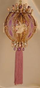Gift Boxed Heirloom Christmas Ornaments - Ornamentia Line - Herald Angels - Angel Carmina