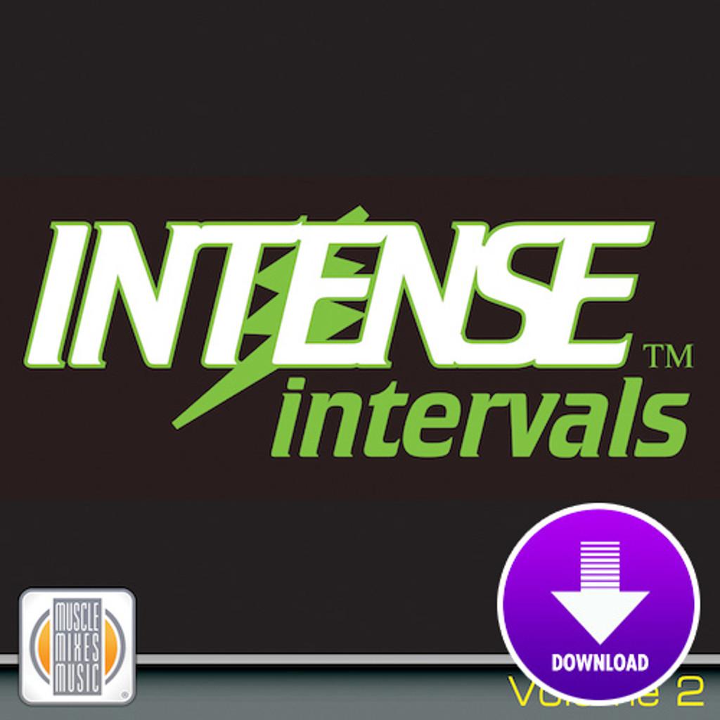 Intense Intervals‰, vol. 2 [Choreo + Music]