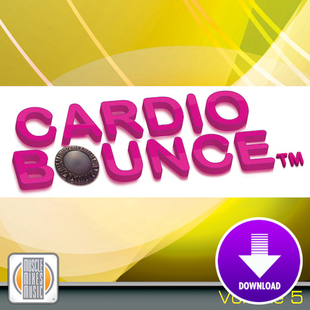 Cardio Bounce, vol. 5 [Choreo + Music]