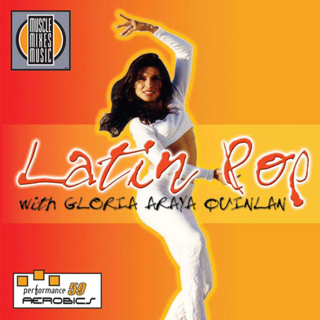 LATIN POP - Performance Aerobics 59