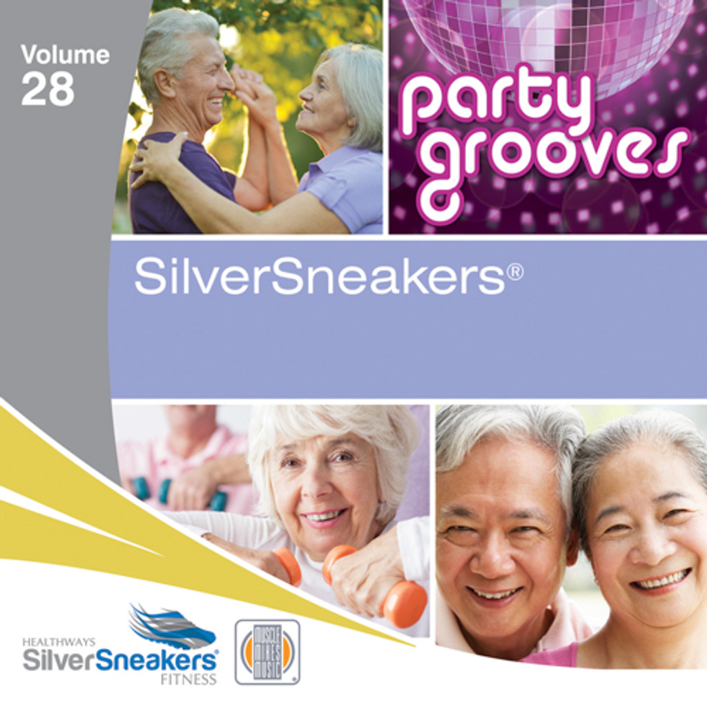 PARTY GROOVES,  SilverSneakers vol. 28