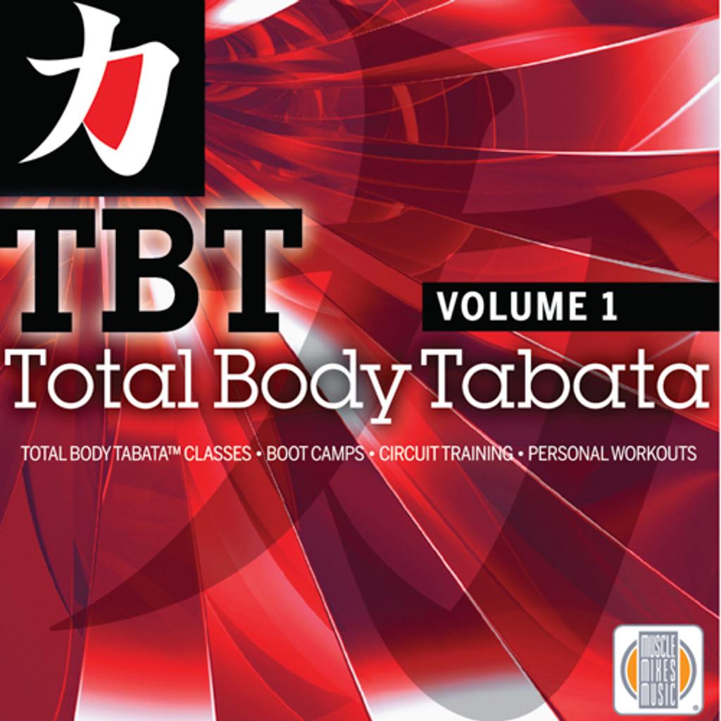 Total Body Tabata, vol. 1