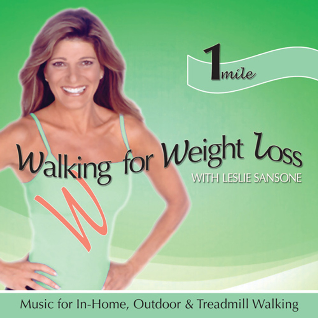 Walking for Weight Loss-1 MILE WALK- featuring Leslie Sansone