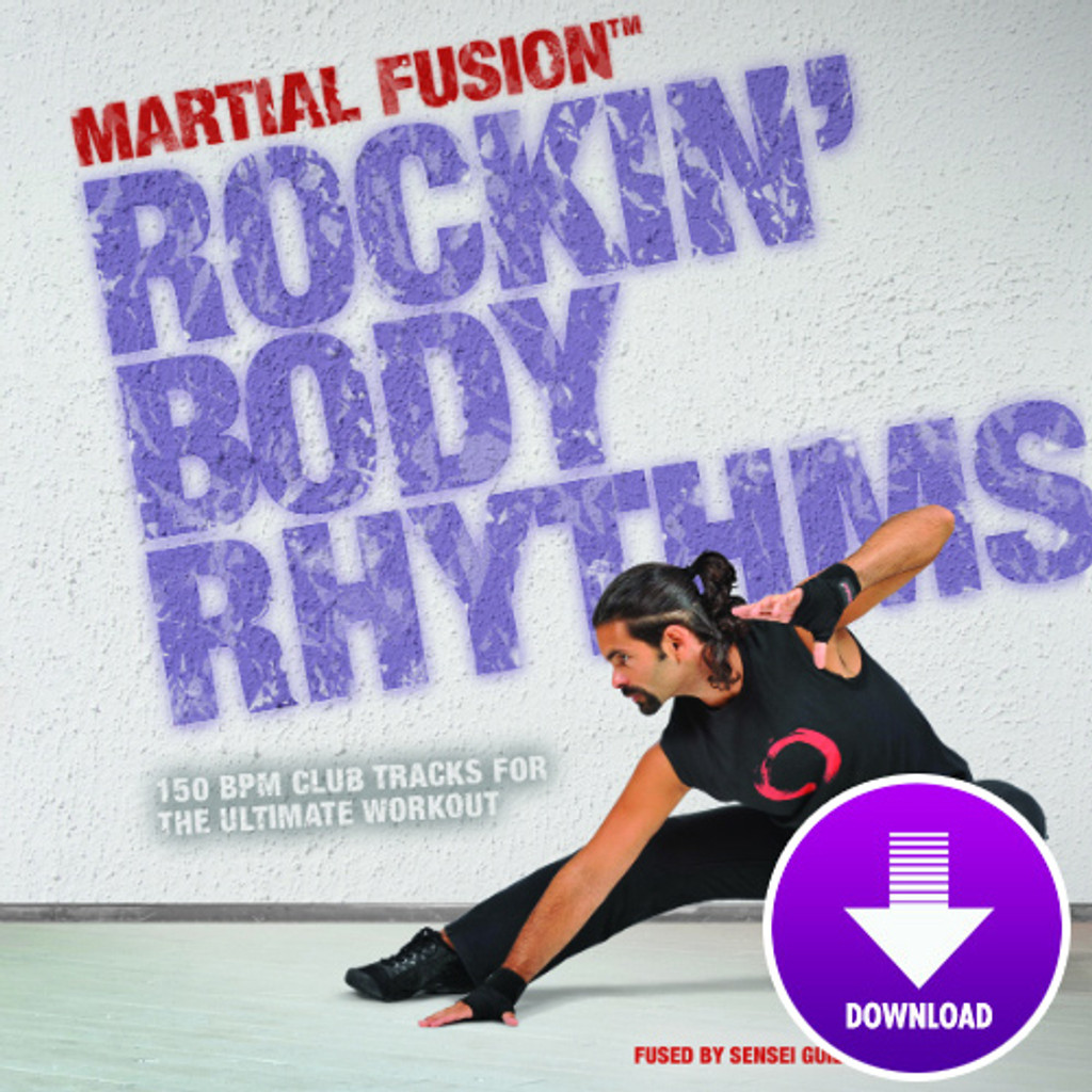 ROCKIN‰' BODY RHYTHMS-Digital