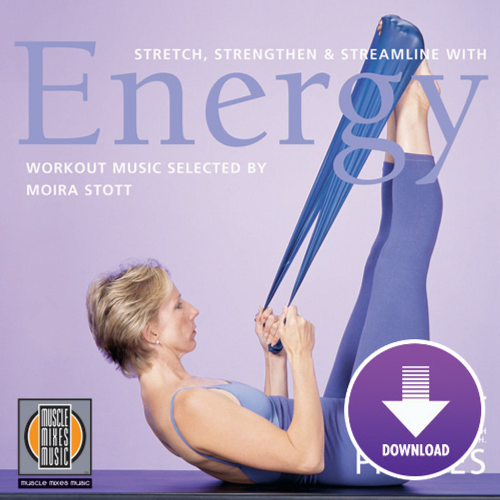 STOTT PILATES - Energy-Digital Download