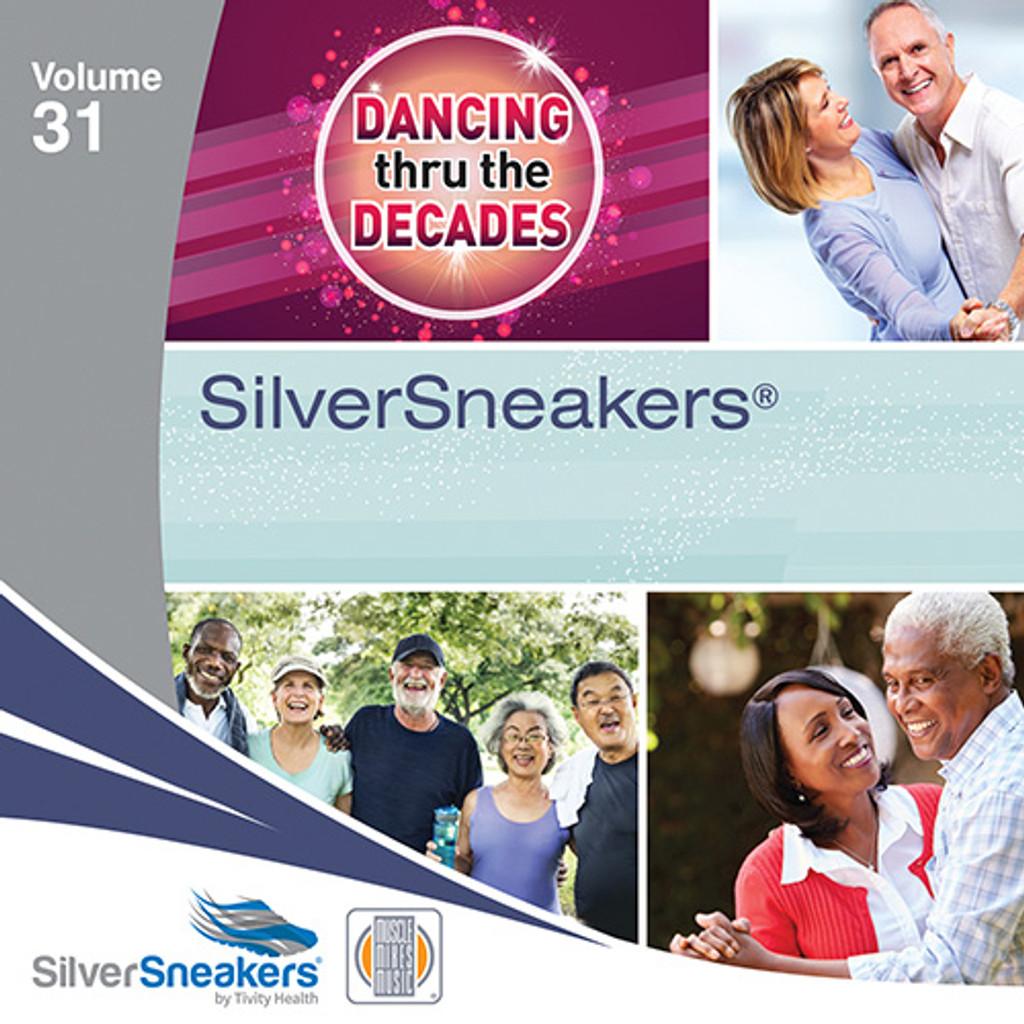 DANCING THRU THE DECADES,  SilverSneakers vol. 31
