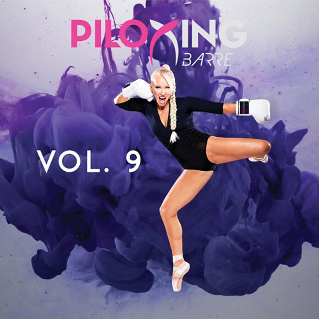 PILOXING BARRE, vol 9