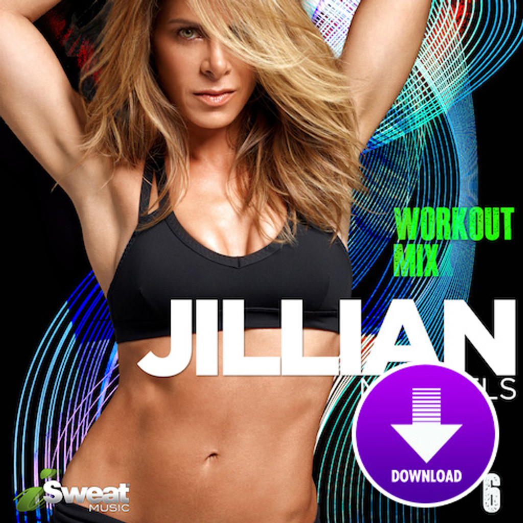 Jillian Michaels Workout Mix, vol. 6 - Digital Download