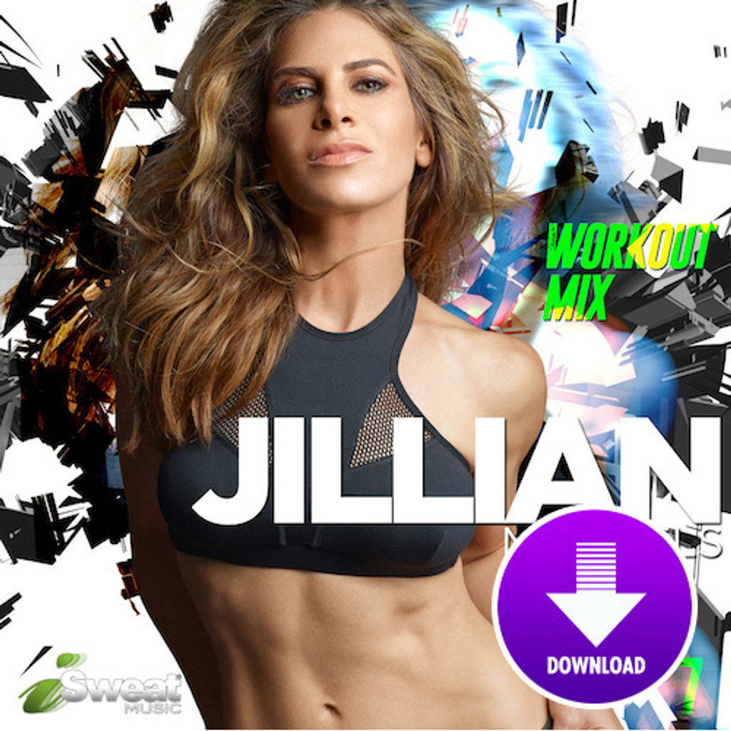 Jillian Michaels Workout Mix, vol. 7 - Digital Download