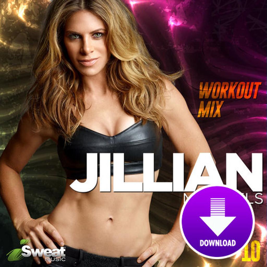 Jillian Michaels Workout Mix, vol. 10 -  Digital Download