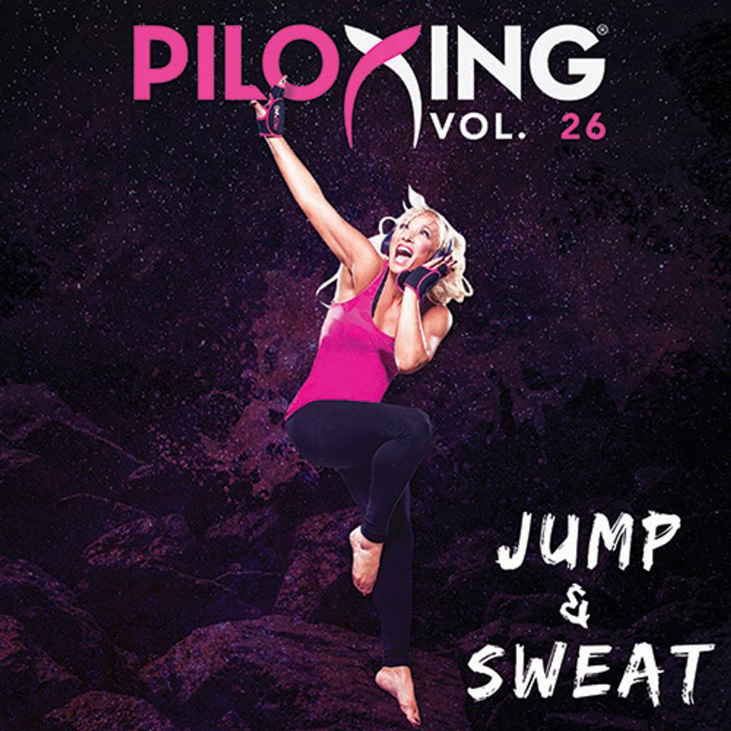 JUMP & SWEAT, Piloxing vol. 26
