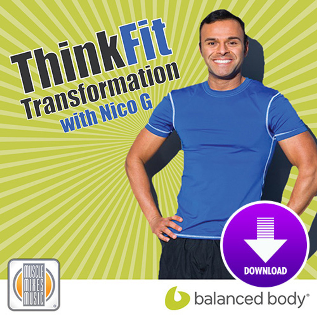 ThinkFit Transformation with Nico G