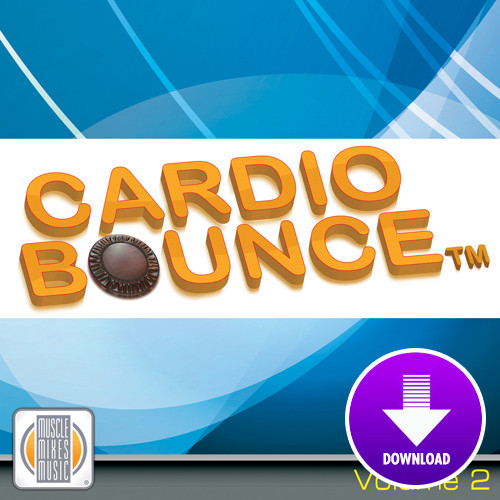 Cardio Bounce, vol. 2 [Choreo + Music]