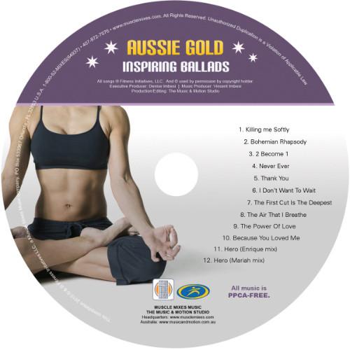Aussie Gold: INSPIRATIONAL BALLADS