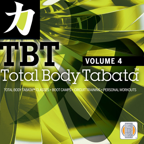 Total Body Tabata , vol. 4