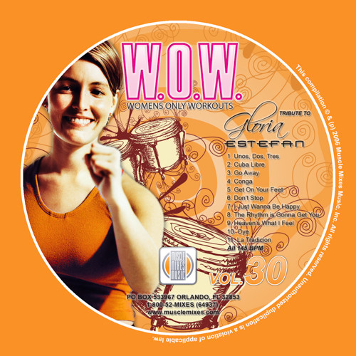 TRIBUTE TO GLORIA ESTEFAN -W.O.W.#30