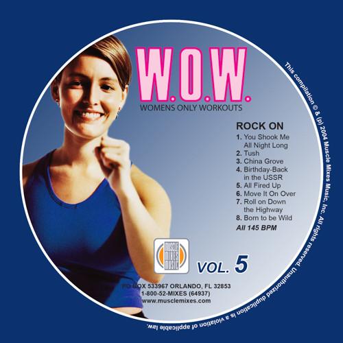 ROCK ON-W.O.W. #5