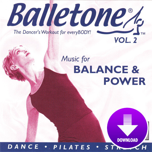 BALLETONE - Volume 2-Digital Download