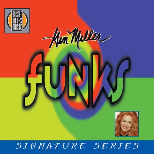 GIN MILLER FUNKS-CD