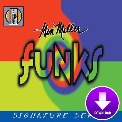 GIN MILLER FUNKS-Digital Download