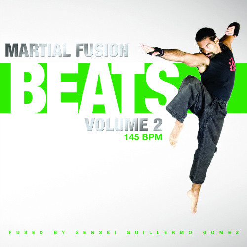 Martial Fusion䋢 BEATS vol. 2-CD