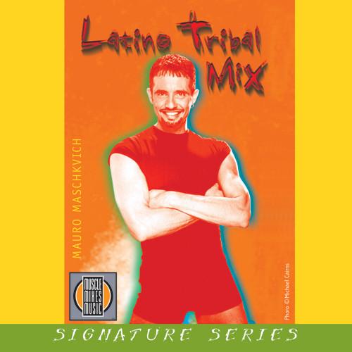 LATINO TRIBAL MIX-CD