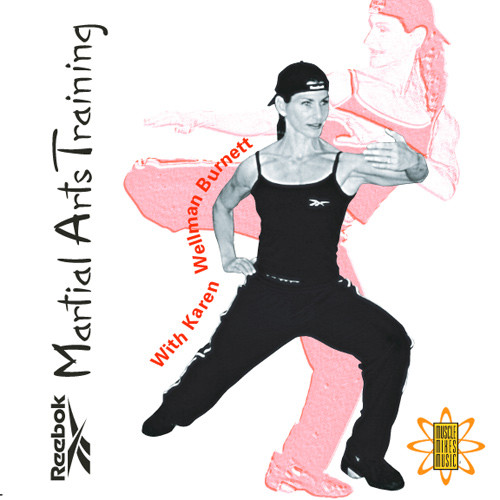 MARTIAL ARTS TRAINING-CD