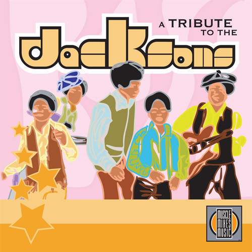 TRIBUTE TO THE JACKSONS-CD