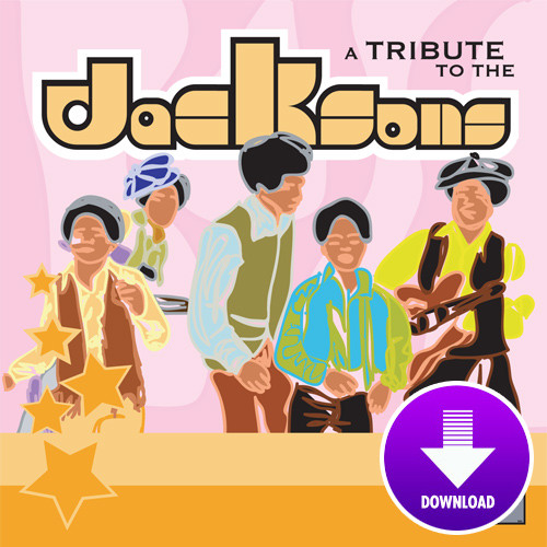 TRIBUTE TO THE JACKSONS-Digital Download