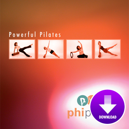 POWERFUL PILATES-Digital Download