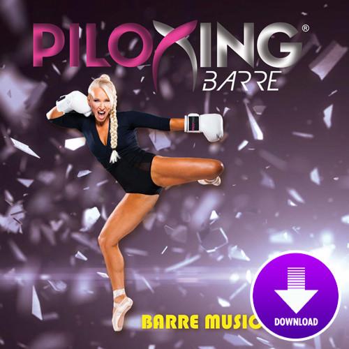 PILOXING BARRE, Barre Music Vol 3-Digital Download