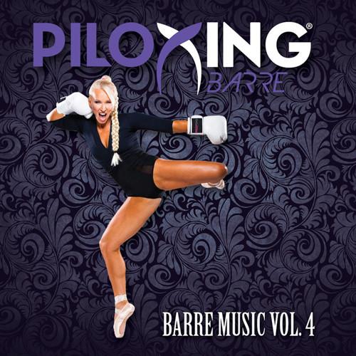 PILOXING BARRE, Barre Music Vol 4 -CD