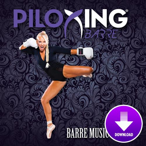 PILOXING BARRE, Barre Music Vol 4 -Digital Download