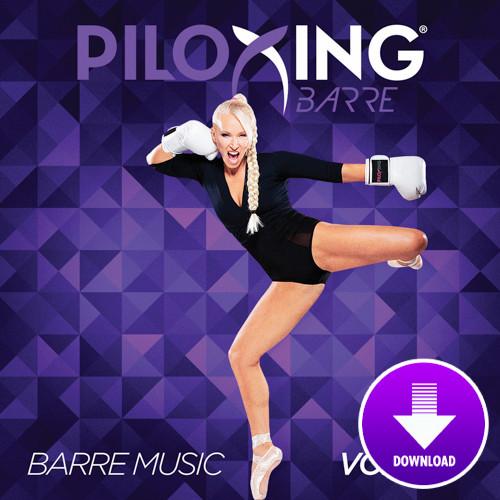 PILOXING BARRE, Barre Music Vol 5-Digital Download