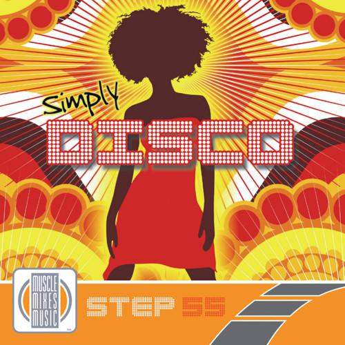 SIMPLY DISCO - Step 55-CD