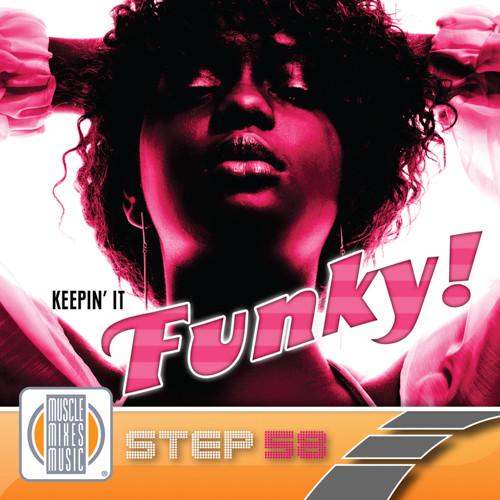 KEEPIN' IT FUNKY! - Step 58-CD