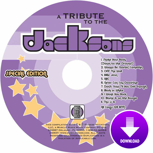 Tribute To The Jacksons - Special Edition!-Digital Download