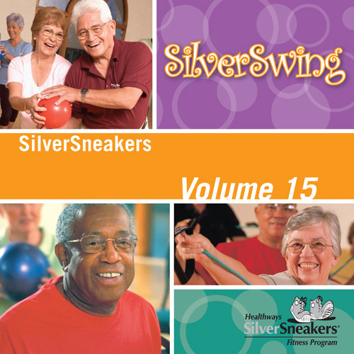SILVER SWING - SilverSneakers Vol 15-CD