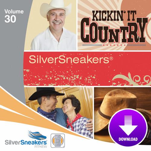 Kickin' It Country - SilverSneakers 30-Digital Download